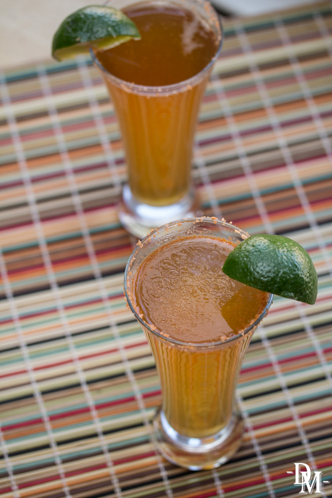 Quite Simply The Best Michelada Ever