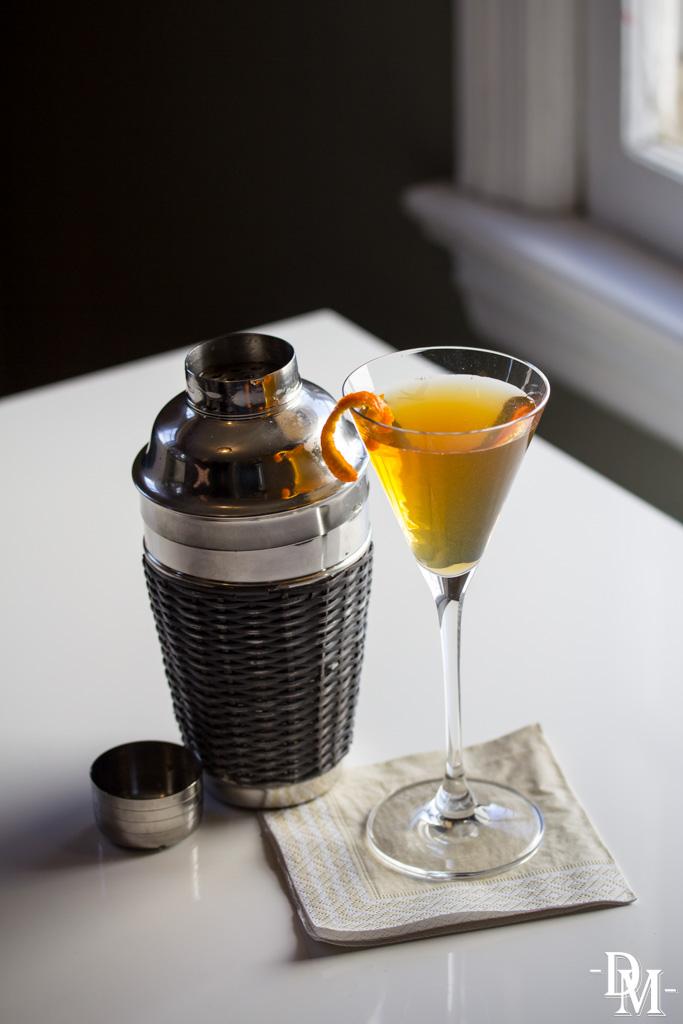 Vanilla Spice Bourbon