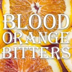 Blood Orange Bitters