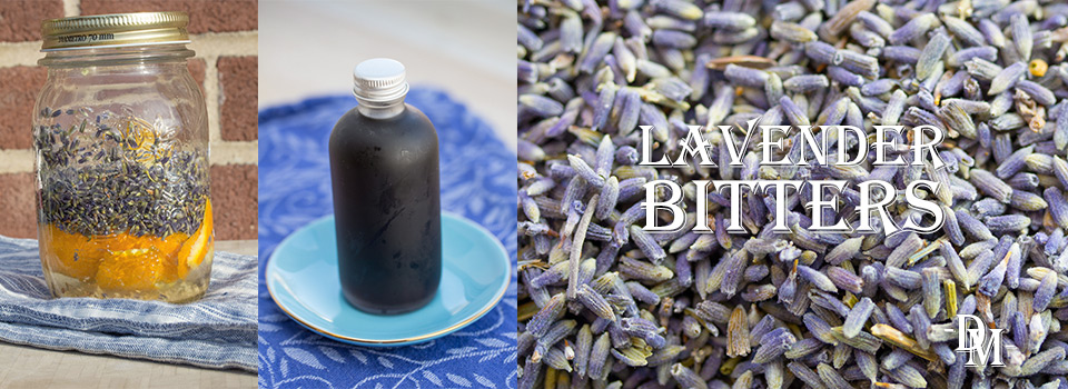 Lavender Bitters