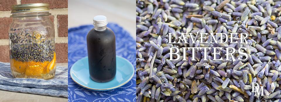 Lavender Bitters