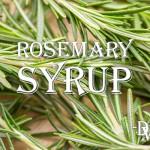 Rosemary Syrup